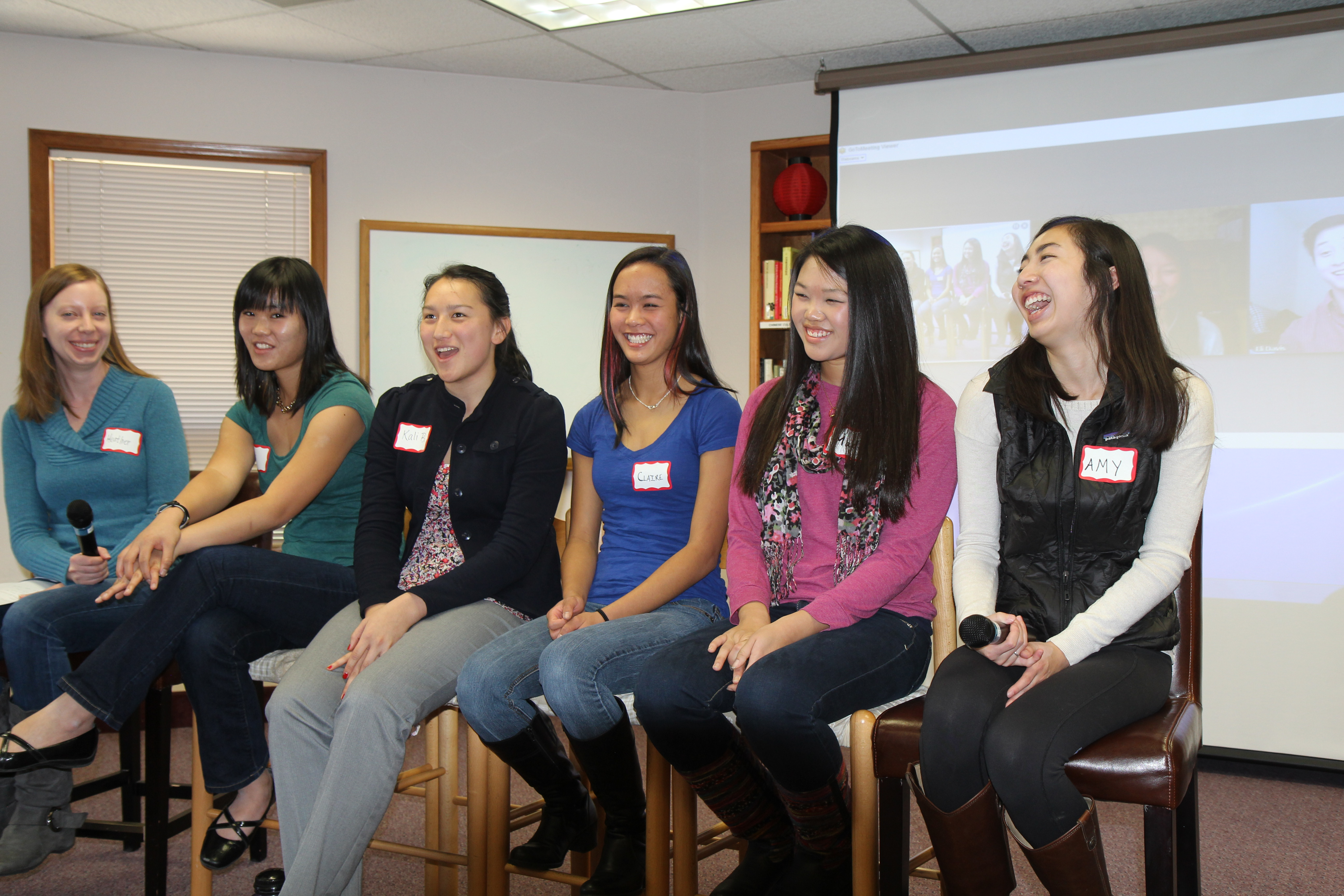 Young Adult Adoptee Panel - Session 2.