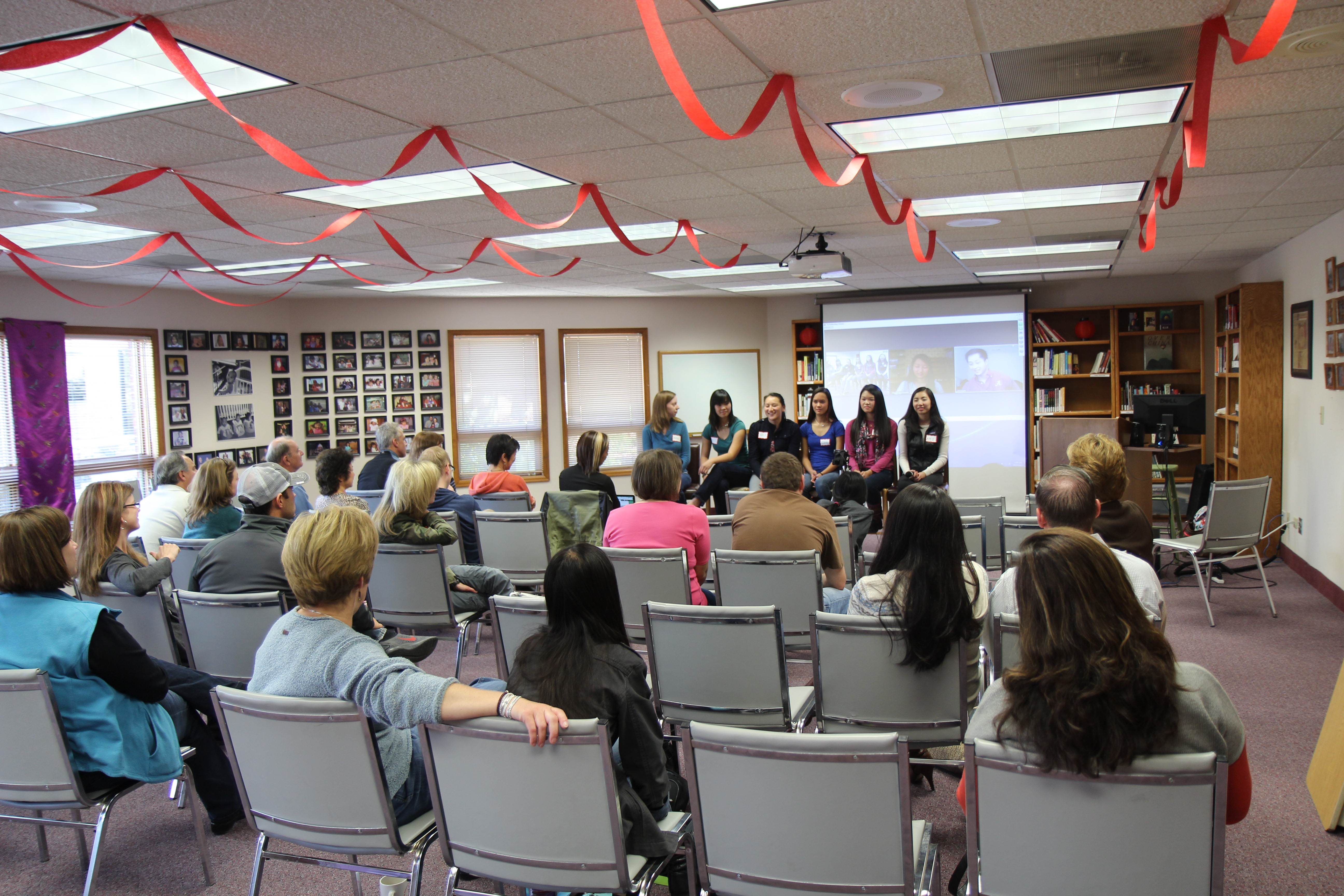 Young Adult Adoptee Panel - Session 2