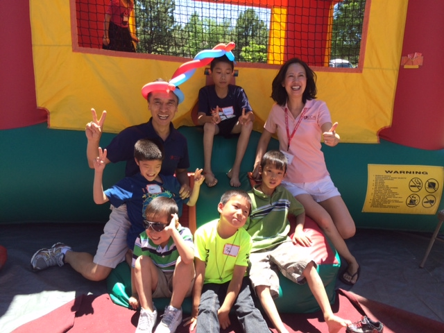 Project 143 kids join CCAI's Reunion