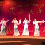 Chinese Level 12-16 Long Sleeve Dance