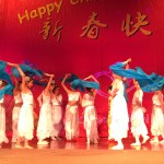 Chinese Level 10 Long Ribbon Fan Dance