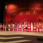 Chinese Language Level 5 - Passing the New Year with Laughter and Joy