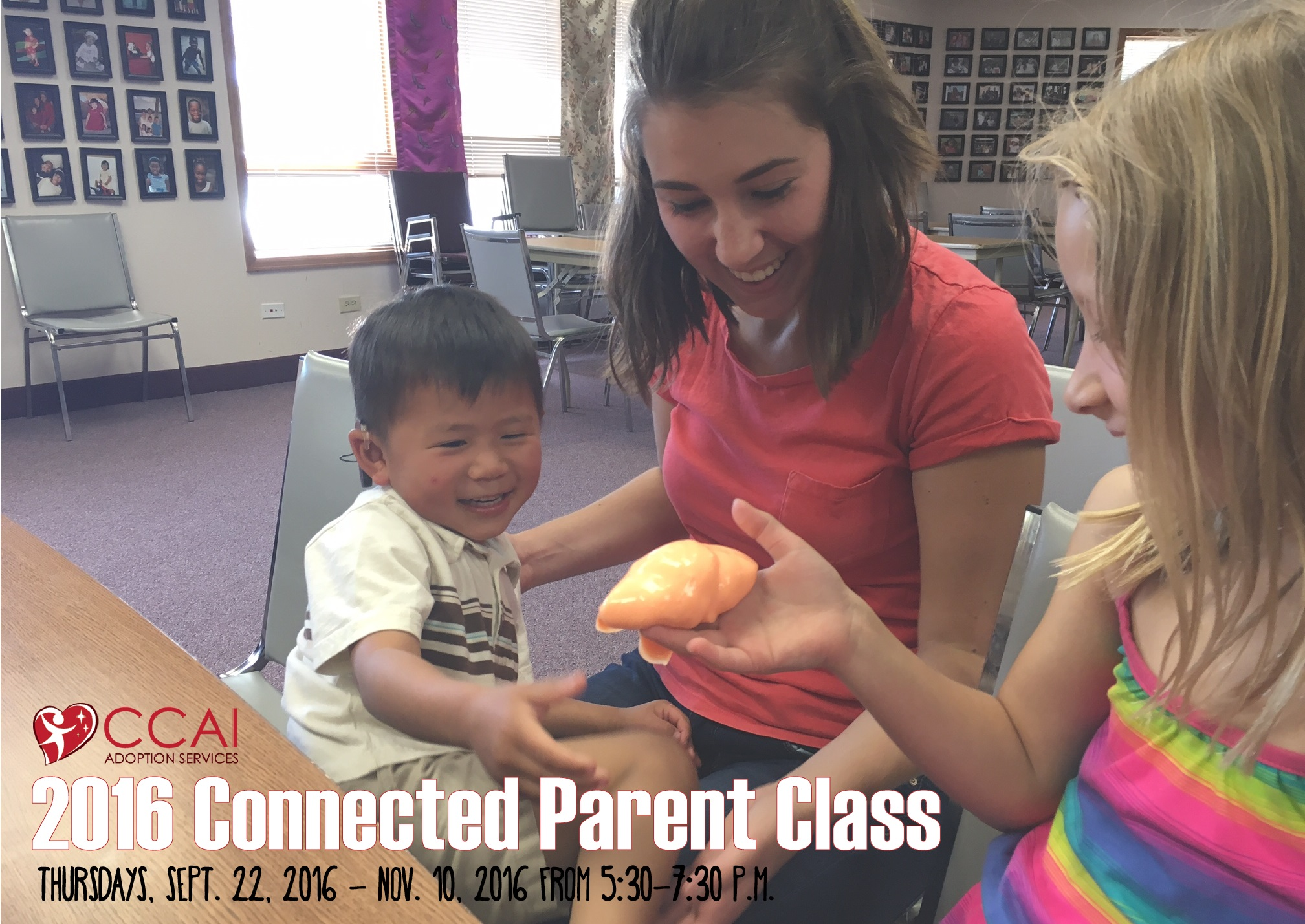 2016 Connected Parent