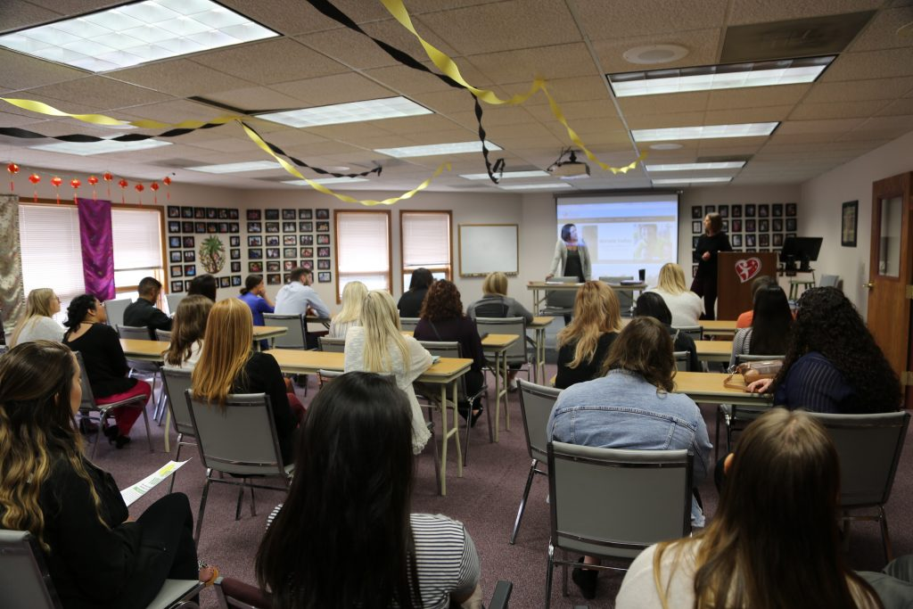 University of Nebraska students visit CCAI