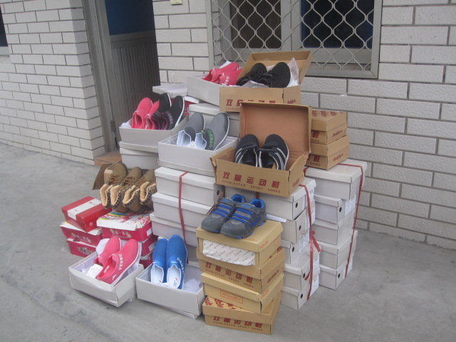 Warm Shoes Project
