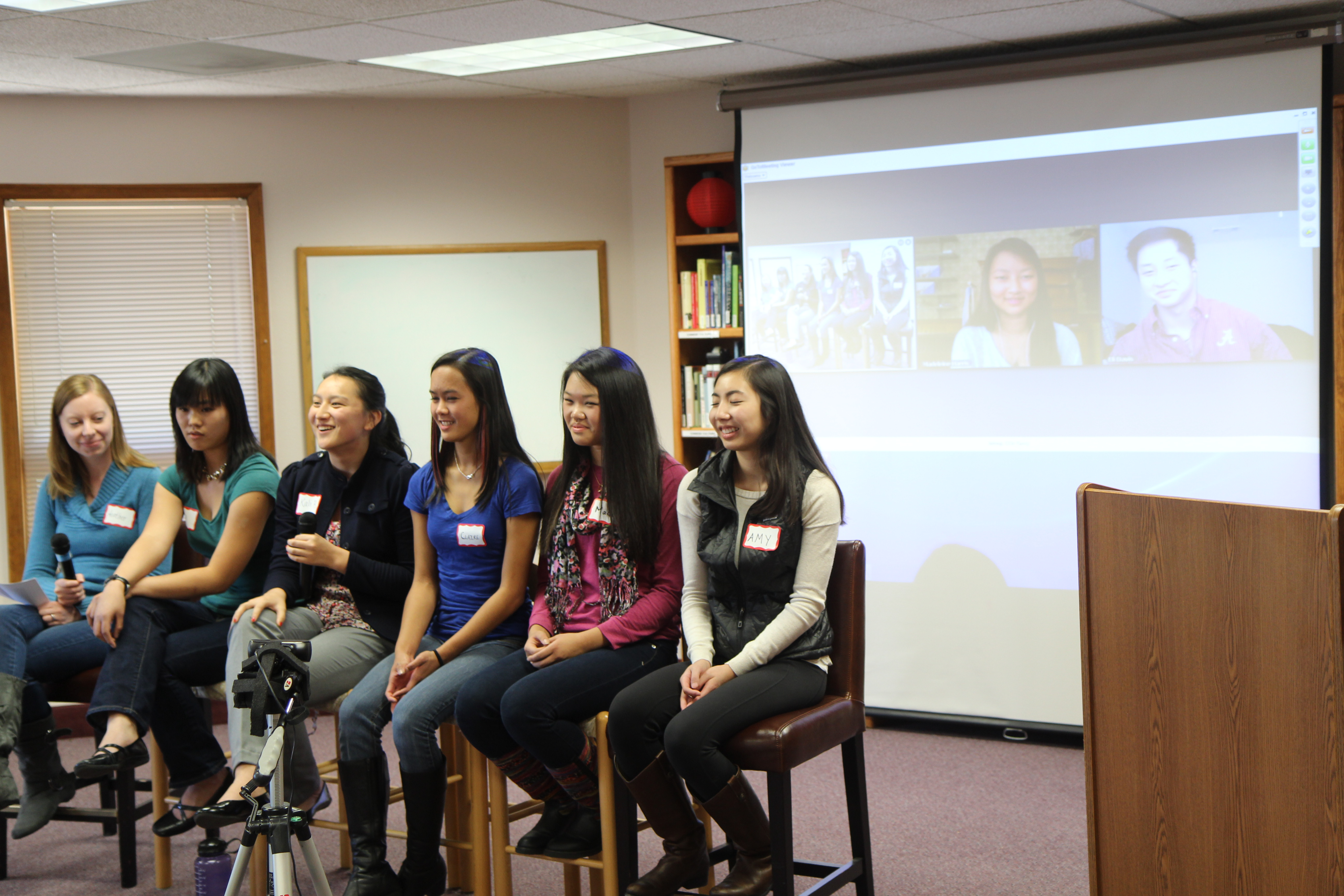 Young Adult Adoptee Panel - Session 2..