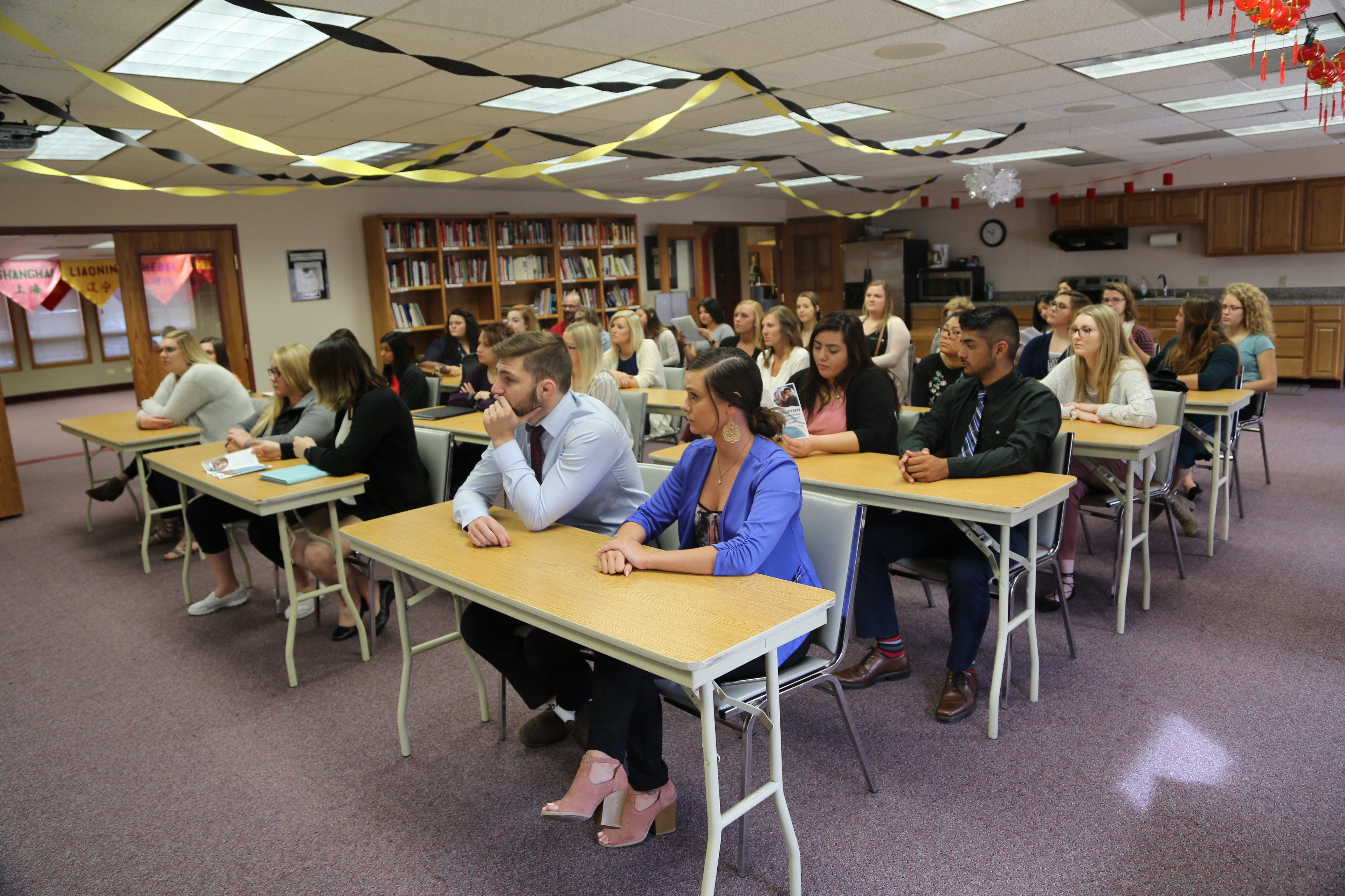 University of Nebraska students learn about careers in adoption